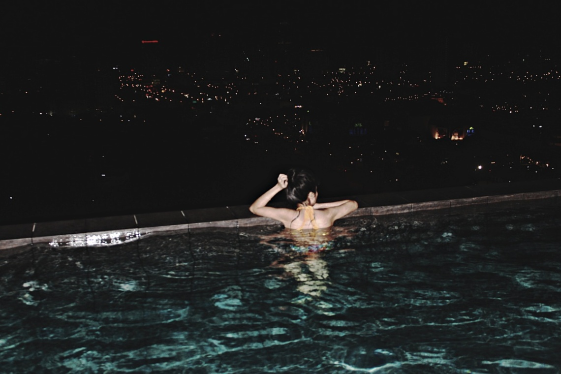 Azumi Boutique Hotel Infinity Pool
