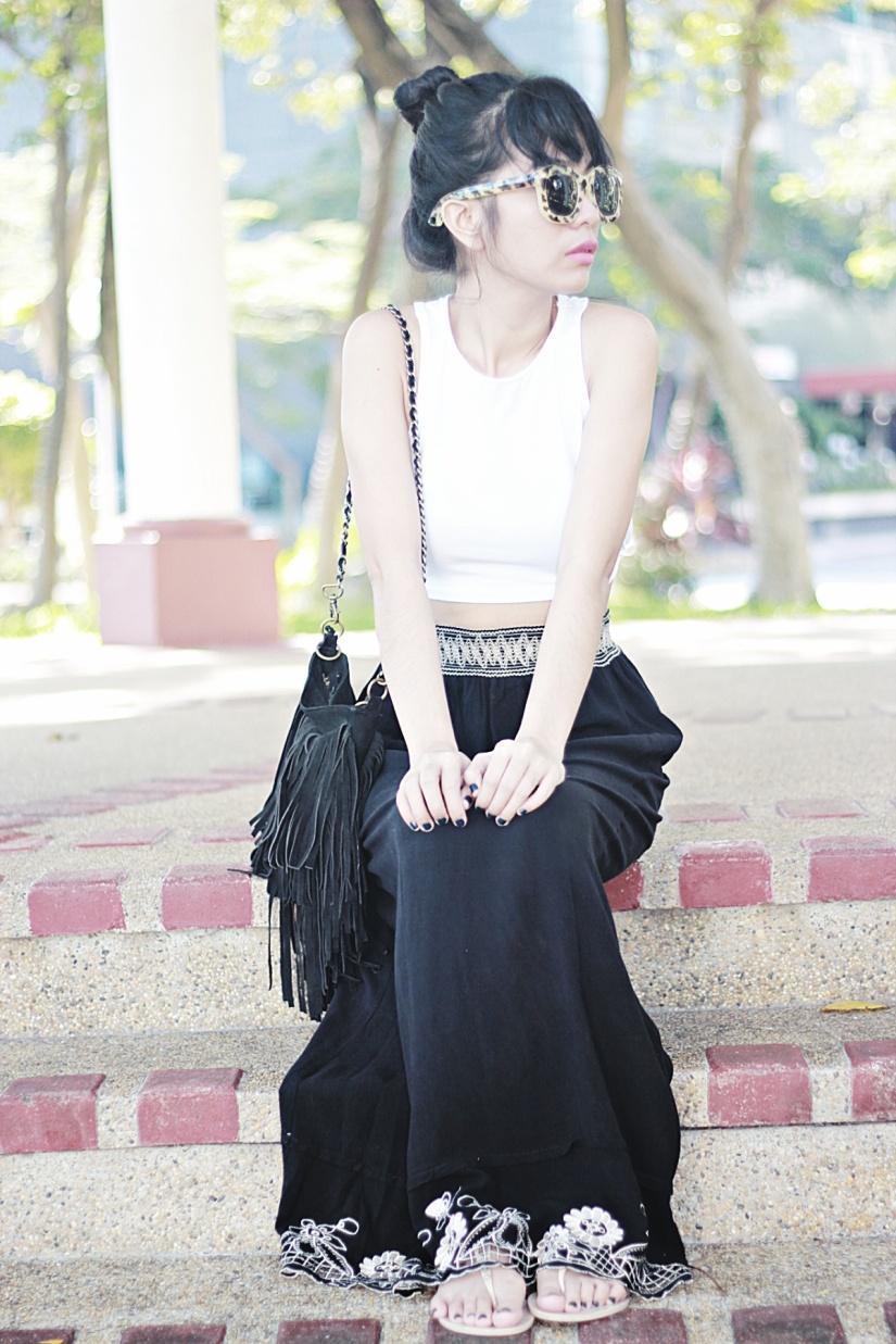 filipina fashio style blogger