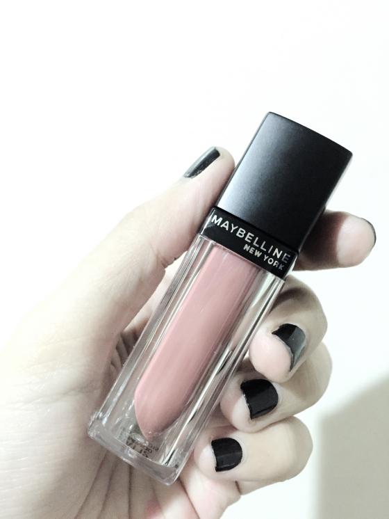 Maybelline's Velvet Matte Liquid Lip Color Mat 12