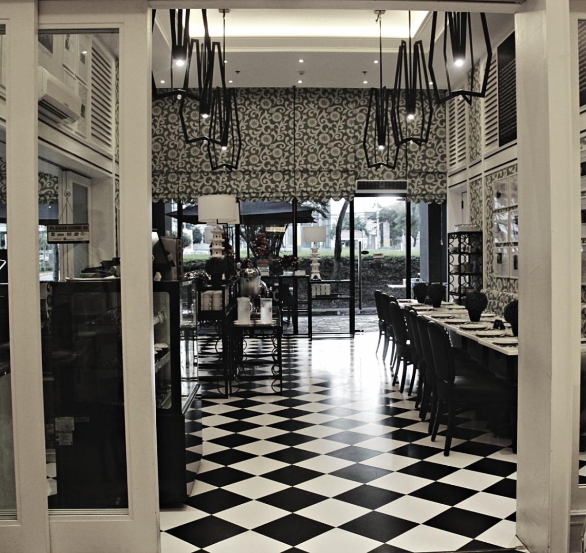 Romulo Cafe, Alabang