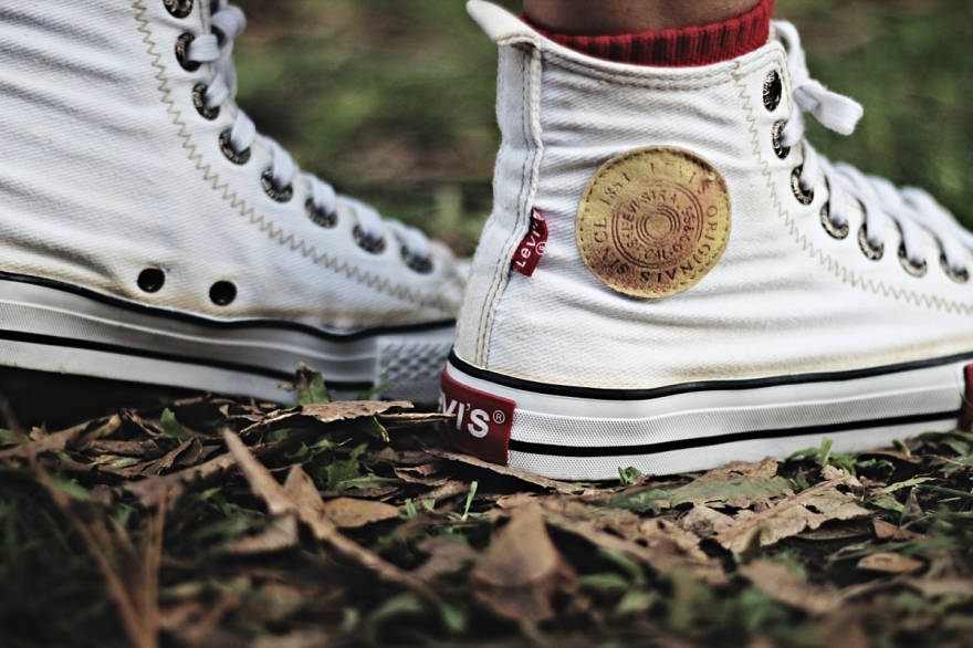 levis shoes sneakers