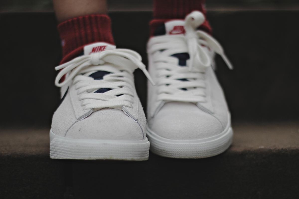 nike blazer low GT shoes for women - sneakers