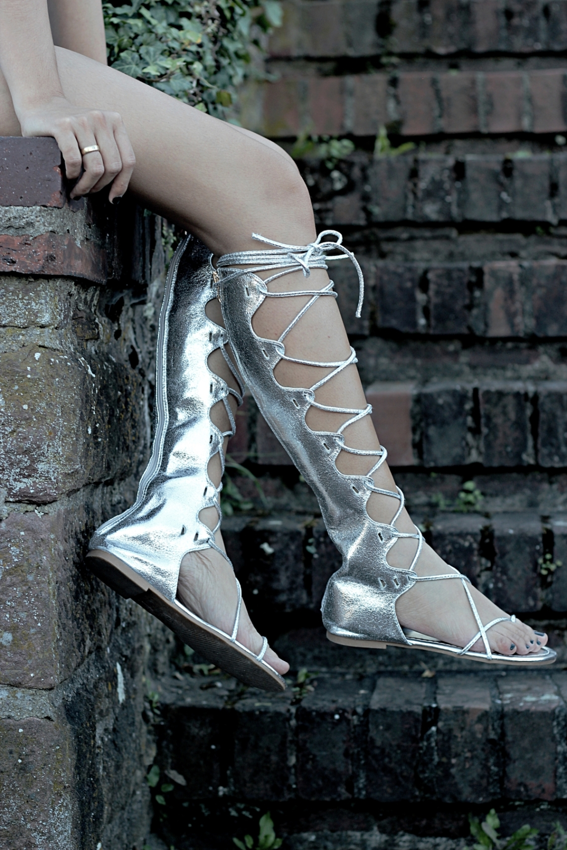 Schuhtemple24.de - Sandalen - Gladiator Sandals