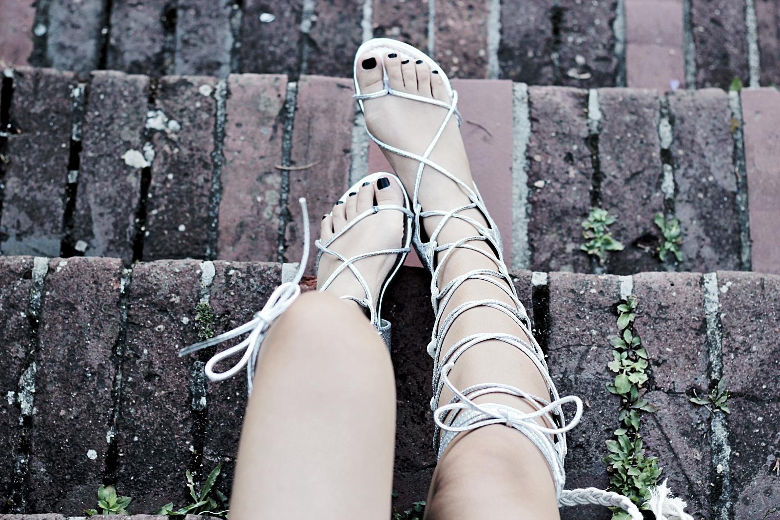 Schuhtemple24.com - Sandalen - Gladiator Sandals